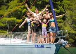 rodzina-jacht-szczescie-chorwacja