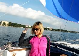 dziewczyna-jacht-chorwacja